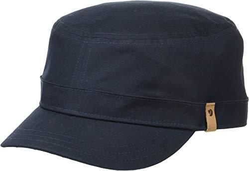 Fjallraven Singi Trekking Cap Hat, Dark Navy, M