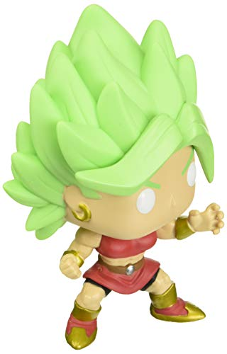 Funko- Pop Animation: Dragon Ball S4-Super Saiyan Kale Figura Coleccionable, Multicolor (47685)