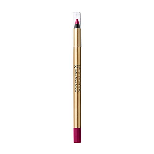 Max Factor Colour Elixir Lip Liner Plum Pass 20 - Perfekt definierte Lippenkontur für...