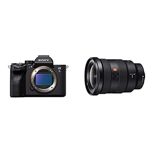 Sony Alpha 7S III Full-Frame Mirrorless Camera with Sony - FE 16-35mm F2.8 GM Wide-Angle Zoom Lens (SEL1635GM), Black