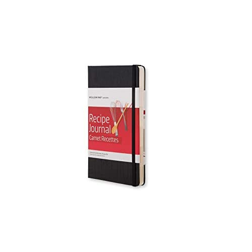 Moleskine Passion Journal, Taccuino Ricette Passion Book