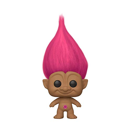 Funko- Pop: Trolls - Pink Troll Classic Collectible Toy, Mul