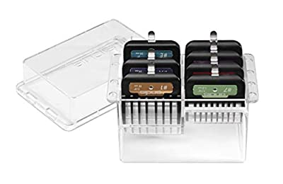 Andis Ag Series 7-Piece Clip Comb Set by Andis
