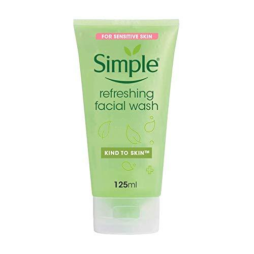 Simple Kind To Skin Refreshing Facial Gel Wash