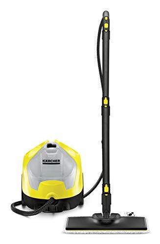 Kärcher SC4 EasyFix Steam Cleaner, Yellow