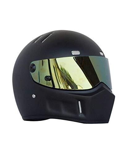 LJPHFF Gear Starwars Stickers Casco De Moto Racing Moto Cascos Integrales Casco Capacete