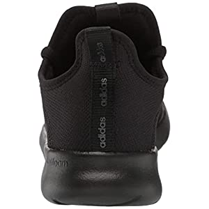 adidas Women's Cloudfoam Pure 2.0 Running Shoes, Black/Black/Black, 8