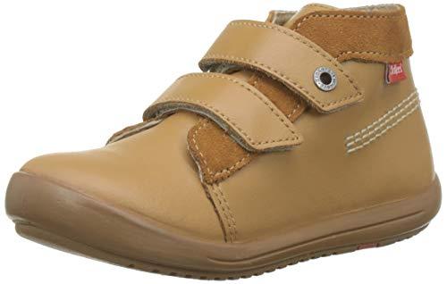 Kickers Unisex Baby Kinew Stiefel, Braun (Camel 114), 19 EU