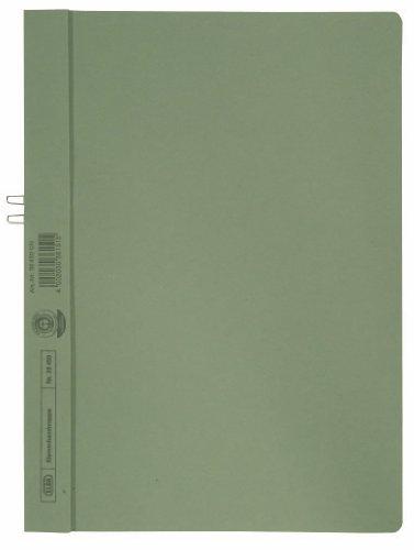 Elba 36450GN/400001030 Klemmmappen Manilakarton für A4 grün