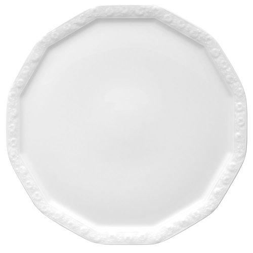 Rosenthal 10430-800001-15320 Maria Pizzateller 32 cm, weiß