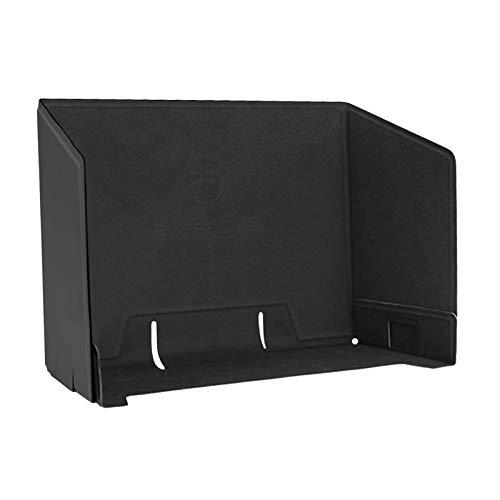 Perfeclan Parasol de 7 Pulgadas para Tablet Monitor Sun Hood para dji Mavic Air 2 Controlador Pro Accesorios - Negro