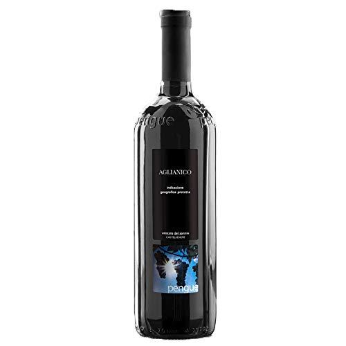 Vino Aglianico Beneventano IGP PENGUE rosso 1 Lt - Vinicola del Sannio