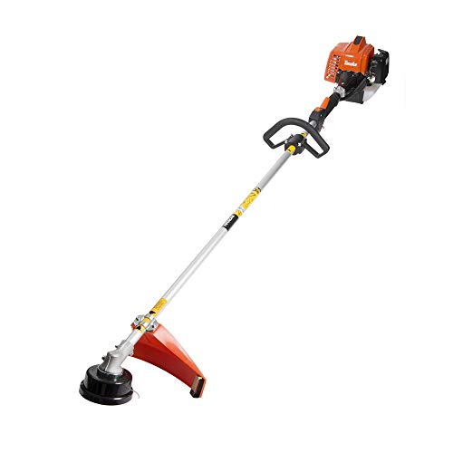 Metabo HPT Tanaka TCG23ECPSL 22.5cc 2-Cycle Gas Powered Solid Steel Drive Shaft String Trimmer