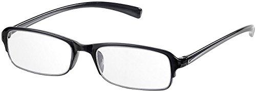 infactory Unisex Lese Brille: flexible Lesehilfe, 1,0 dpt (Sehbrillen)