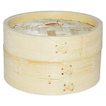 Vogue K303 vaporera de bambú: Amazon.es: Industria, empresas y ciencia