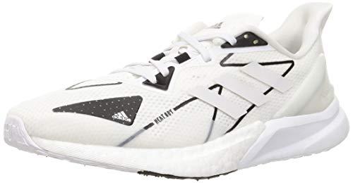 adidas X9000L3 H.RDY M, Zapatillas de Running Hombre, FTWBLA/FTWBLA/NEGBÁS, 42 EU