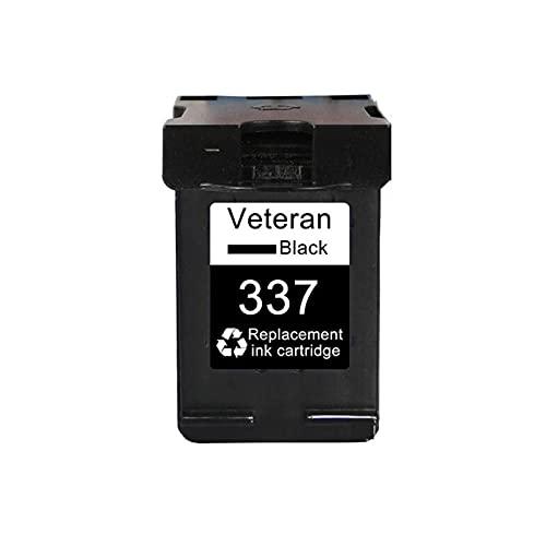AXAX Cartuchos de tóner compatibles para HP343 337, repuesto para impresoras HP 5940 6940 6980 7110 K7100 2575 8750 C4180 D5160, color negro