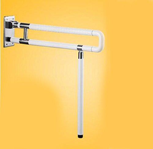 SJQKA Cuarto De Baño WC WC Tapa Plegable Mango De Nylon Libre...
