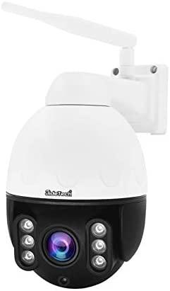 5MP PTZ WiFi IP Camera Outdoor 1920P HD Wireless Surveillance Camera 5X Zoom Waterproof Security product image