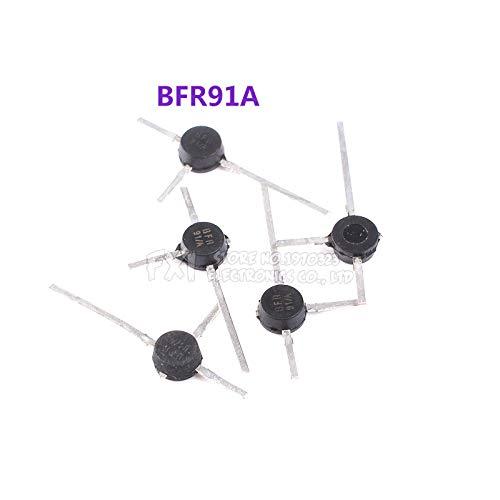 10PCS BFR91A BFR91 TO50 TO-50 SMD New Original