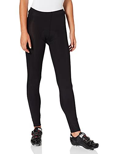 Trigema Damen Lange Radler-Hose Shorts Sportifs, Noir (Schwarz 008), 48 (Taille Fabricant: XL) Femme