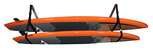 Hang Tuff Slings Overhead SUP and Surf Storage