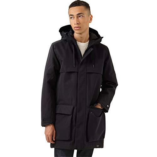 TRETORN Mens Arch Jacket Waterdichte Winddichte Hooded Regenjas Outdoor Lange Regenjas
