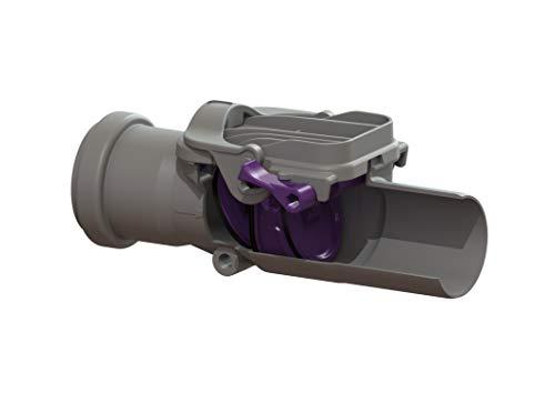Kessel 73050 Rückstauverschluss Staufix für Abwasser, DN 50
