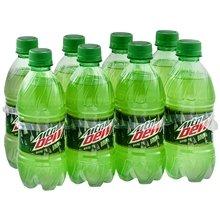 Mountain Dew, 12 Ounce (8 Plastic Bottles)