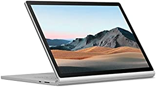 Microsoft Surface Book 3 - Ordenador portátil de 13,5 pulgadas (Intel i7, SSD 256 GB + RAM de 16 GB, S.O. Windows 10 Pro)