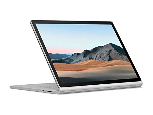 Microsoft Surface Book 3 - Notebook 13.5 Inch Intel i7, SSD 256 GB + Ram 16 GB, S.O. Windows 10 Pro