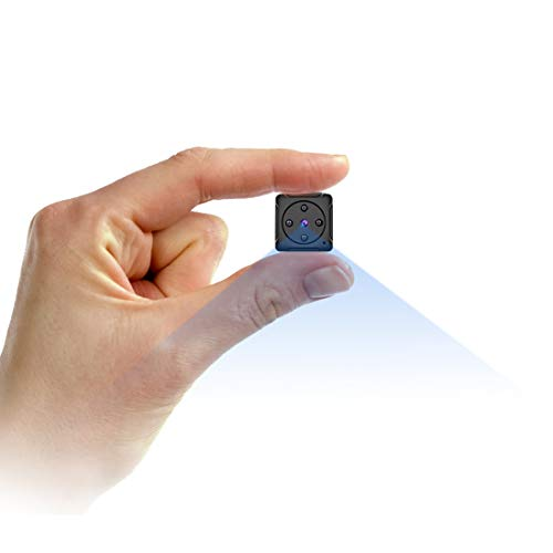 Mini Spy Cameras Hidden, NIYPS 1080P HD Small Portable Wireless Covert Tiny...