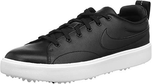 Nike Course Classic Spikeless Golf Shoes 2017 Black/Sail Medium 7