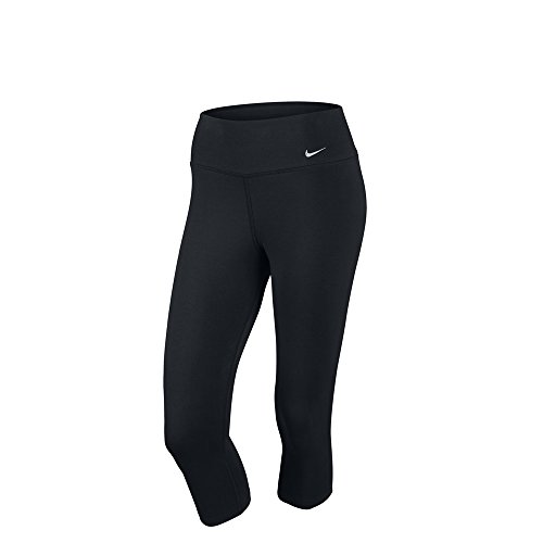Nike Damen Leggings Legend 2.0, black/white, XS, 552141-010