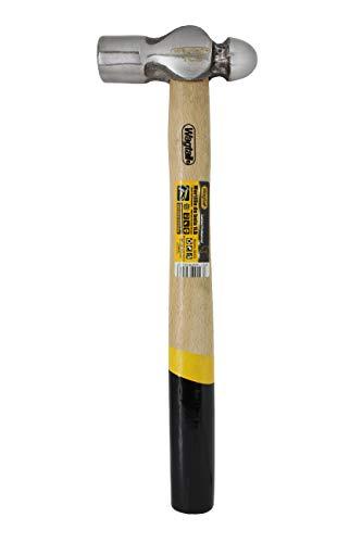 Wagtail - Martillo de carpintero, cabeza de bola con mango de madera (450g/1lb)
