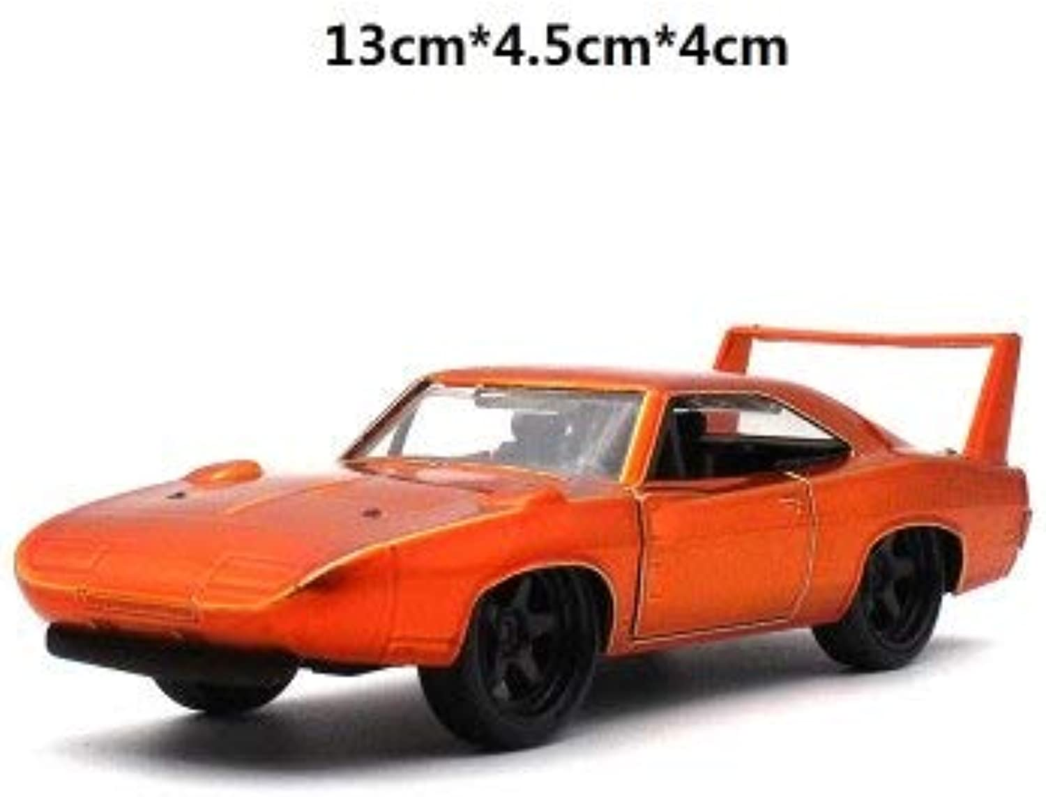 Generic Kids Toys 1 32 Fast & Furious 8 Diecast Car Model Chevrolet Honda Dodge Mazda Plymouth Metallic Material Collection Decoration Plymouth Superbird