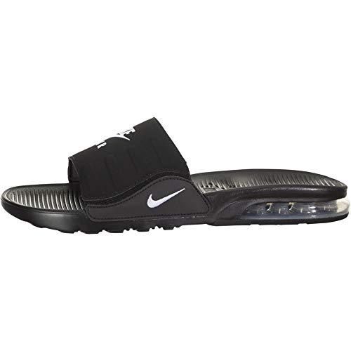 Nike Air Max Camden Slide Mens Bq4626-003 Size 13 Black/White
