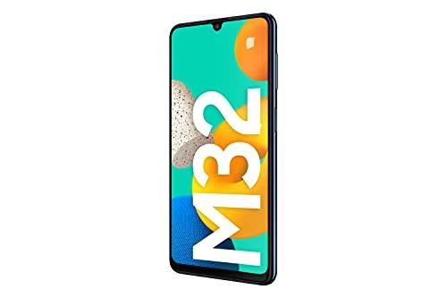 Samsung Galaxy M32 Android Smartphone ohne Vertrag, 6,4-Zoll -Infinity-U-Display, starker 5.000 mAh Akku, 128 GB/6 GB RAM, Handy in Schwarz, deutsche Version exklusiv bei Amazon - 4