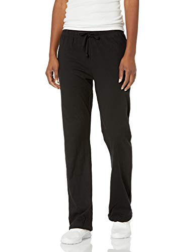 Champion Women's Jersey Pant, Black, X-Large