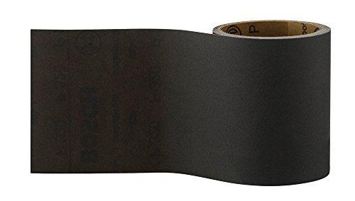 Bosch DIY Schleifrolle (verschiedene Materialien, 93 mm, 5 m, Körnung 320)