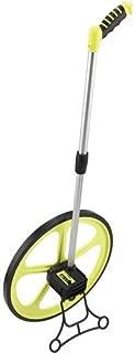 Komelon MK45M Meterman High-Visibility Measuring Wheel, 14.3-Inch Diameter, Yellow