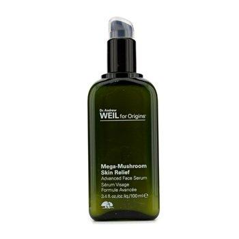 Origins Dr. Andrew Mega-Mushroom Skin Relief Advanced Face Serum - 100ml/3.4oz