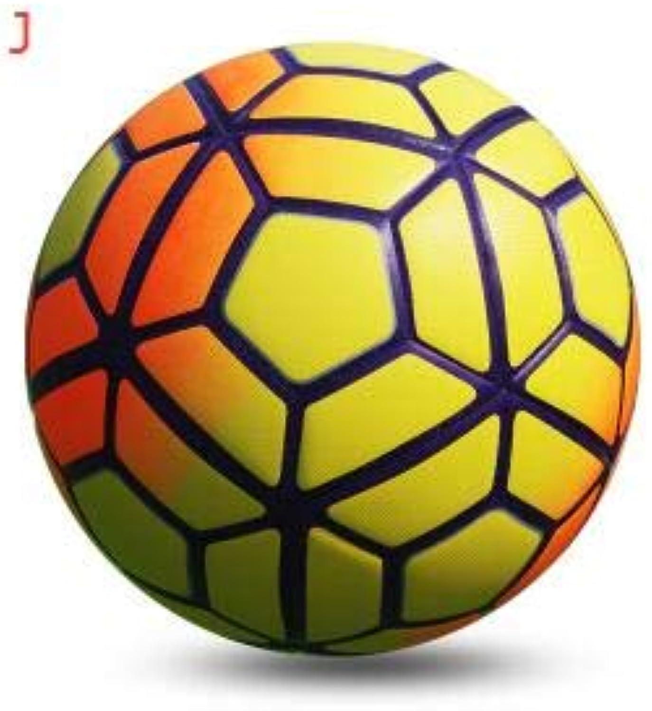 New A++ Premier PU Soccer Ball Official Size 5 Football Goal League Ball Outdoor Sport Training Balls Futbol Voetbal Bola   J