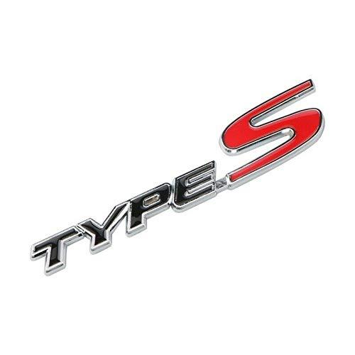 Bester der welt Honda Civic CRV Jade Accord 3D Metall Typ S Abzeichen Logo für Body Emblem WH JIXC…