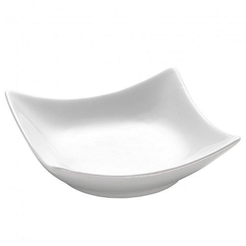 White Basics Dipschale Wave 10 cm