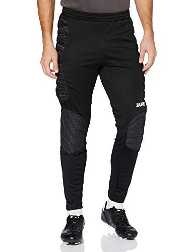 JAKO, Pantaloni da Portiere Professionale Pantaloni (Tutte Le Lunghezze), Bambini, TW-Hose Profi, Nero, 152