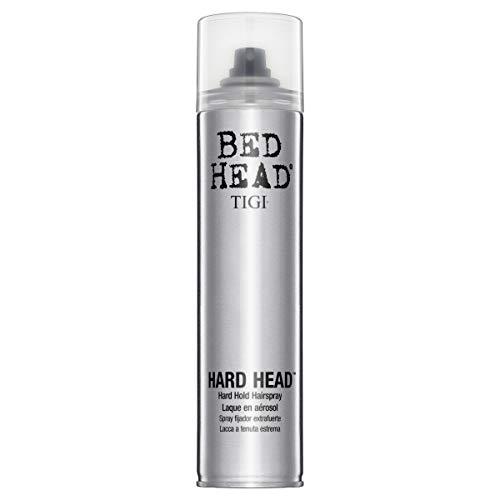TIGI Bed Head, laca para el cabello para fijación extra fuerte, 385 ml, paquete de 1