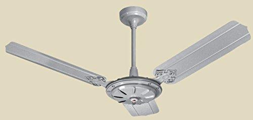 Ventilador de Teto Comercial Cinza 220 V 3 Pás Venti Delta