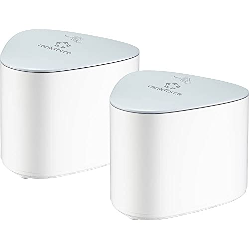 Renkforce RF-4601158 RF-WMH-320 Pacco di 2-Pack WLAN Router 10/100 / 1000MBit/s 2.4GHz, 5GHz