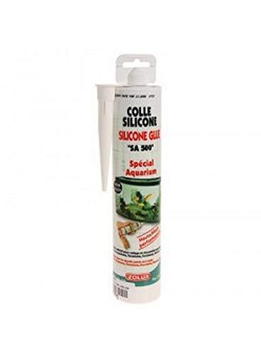 Zolux Cola de Silicona Negro para Acuario 310ml